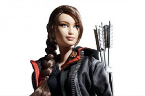The Hunger Games: Muñeca Barbie de Katniss Everdeen es revelada