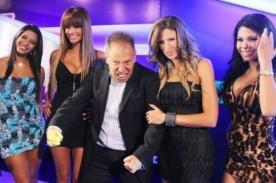 Raúl Romero competirá con Magaly TeVe
