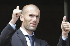 Zinedine Zidane: Confío que Francia hará una buena Eurocopa