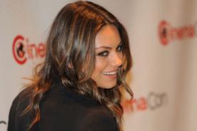 Mila Kunis: La pobreza me hizo saber de la vida