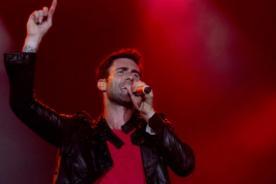 Concierto de Maroon 5 en Lima tendrá telonero sorpresa