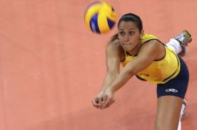 En vivo: Brasil vs Estados Unidos (3-1) - Olimpiadas Londres 2012