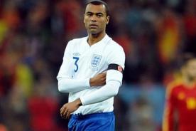Eliminatorias 2014: Ashley Cole volverá a la selección de Inglaterra