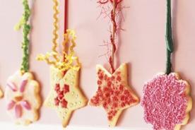Adornos Navideños: Decora tu árbol de Navidad con galletas