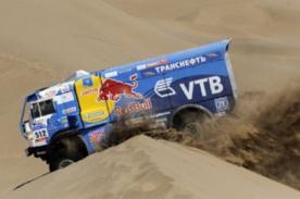 Dakar en vivo: Resultados Etapa 4 Nazca-Arequipa