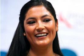 Se convirtió en mamá: Magaly Solier dio a luz en Ayacucho