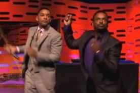 Video: Will Smith y 'Carlton' repiten famoso baile del Principe del Rap