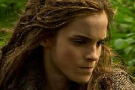Noah: Emma Watson en escena de película del Arca de Noé