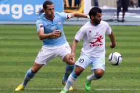Transmisión en vivo: Sporting Cristal vs Real Garcilaso - Descentralizado 2013