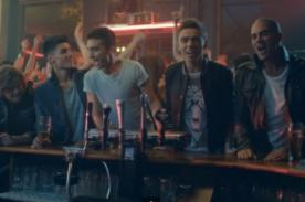 The Wanted estrena 'We Own The Night' - Video