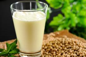 Soya: Alimento que disminuye la formación de grasa