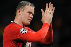 Manchester United está buscando un reemplazo para Wayne Rooney
