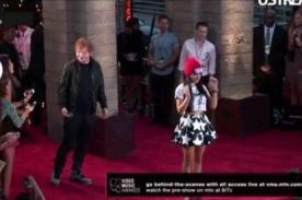 Transmisión en vivo: Stream de la alfombra roja y premiación - MTV VMA 2013