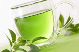 Conoce los daños que puede causarte el té verde