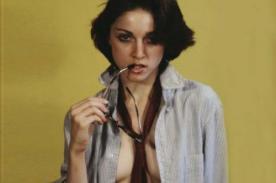 Subastan inéditas fotos de Madonna donde se muestra desnuda - FOTOS