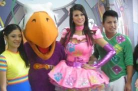Sully Saenz se lanza como animadora infantil con su show 'Gatilandia'
