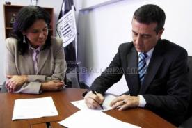 Alianza Lima: Guillermo Sanguinetti firmó contrato por todo el 2014