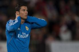 Real Madrid: Cristiano Ronaldo fue descartado para enfrentar a Valladolid