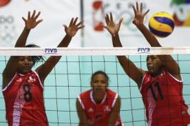 Resultado del partido: Perú vs Venezuela (3-0) Vóley – Juegos Bolivarianos 2013