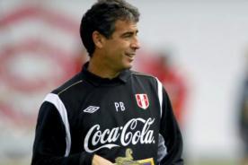 Selección peruana: Pablo Bengoechea no descarta asumir dirección técnica