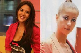 Silvia Cornejo es acusada de tener romance con hombre casado