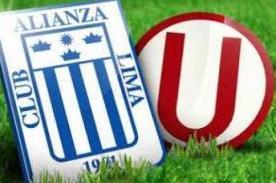 Universitario Vs Alianza Lima: Estas serán las alineaciones en el Clásico
