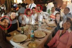 Magaly Medina y su novio aparecen en polémica foto