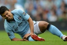 Barcelona vs Manchester City: Sergio Agüero no jugará - Champions League