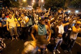 Venezuela: Algunos datos sobre las protestas