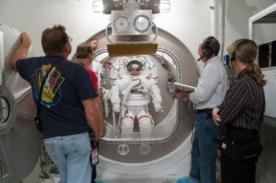 NASA desarrolla 'taxi espacial' para viajar a principal luna de Júpiter