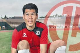 Selección Peruana : Hernán Rengifo sueña jugar frente a España y Suiza