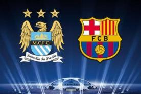Barcelona vs Manchester en vivo por Fox Sports 2 - Champions League 2014