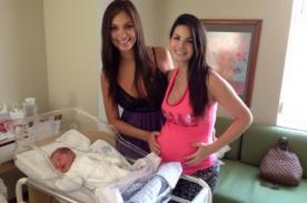 Sully Sáenz visitó a Natalie Vértiz y su hijo Liam