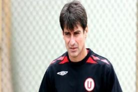 Óscar Ibáñez rechazó propuesta de la selección nacional por Universitario