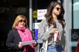 Selena Gomez habría recibido documentos sobre caso legal de Justin Bieber