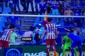 Atlético de Madrid: Aficionado distrajo de singular manera a Diego Costa - VIDEO