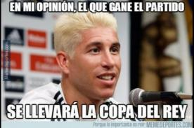 Barcelona vs. Real Madrid: Memes antes de la final de la Copa del Rey - FOTOS