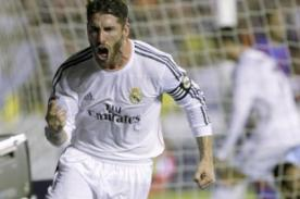 Bayern Múnich vs. Real Madrid: Mira el segundo gol de Sergio Ramos - VIDEO
