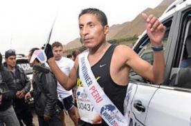 Wings for Life: Huancavelicano Remigio Huamán queda 2do en la maratón