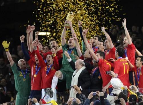 Mundial  2014: ¿Cuántos millones  de euros ganará cada selección?