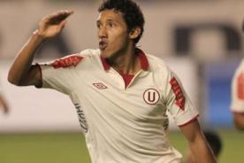 Christofer Gonzales no jugará amistoso Perú vs Inglaterra por lesión