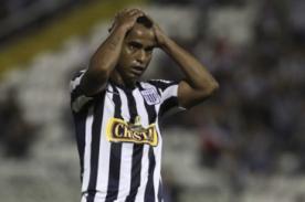 Copa Inca 2014: Luis Trujillo no jugaría final contra San Martín