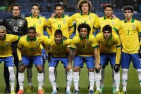 Fixture Mundial 2014: Conoce las fechas y a qué hora juega Brasil