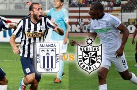 Final Copa Inca 2014: Alineaciones Alianza Lima vs San Martín
