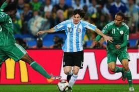 Nigeria vs Argentina en vivo por ATV - Copa del Mundo 2014
