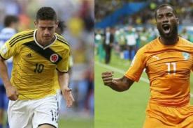 Minuto a minuto Colombia vs Costa de Marfil (2-1) – Mundial Brasil 2014 – ATV En Vivo