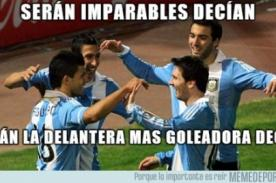 Memes del Mundial:Argentina vs Irán – Brasil 2014 [Fotos]