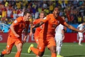 ATVEn Vivo: Videode Goles Chile vs Holanda (0-2) – Mundial Brasil 2014