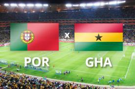 Portugal vs Ghana en vivo: Mundial 2014 gratis por DirecTV (Hora peruana)