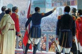 Historia Fiestas Patrias: José de San Martín y la independencia del Perú